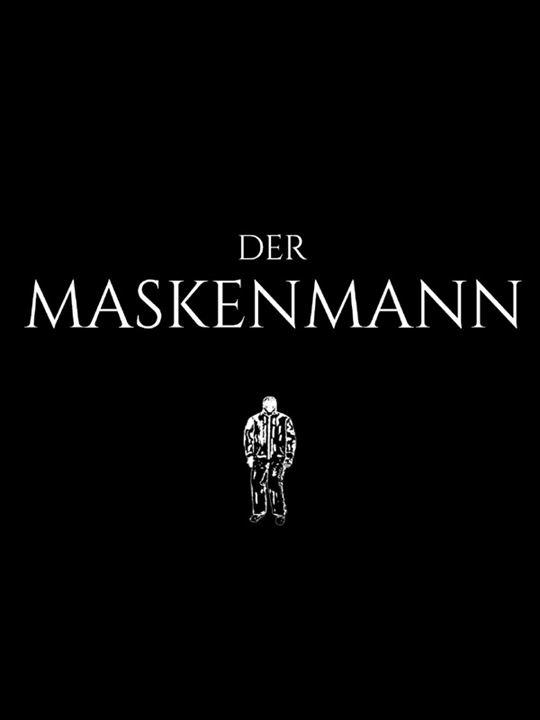 Der Maskenmann : Kinoposter