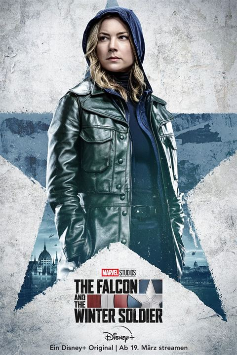 The Falcon And The Winter Soldier : Kinoposter