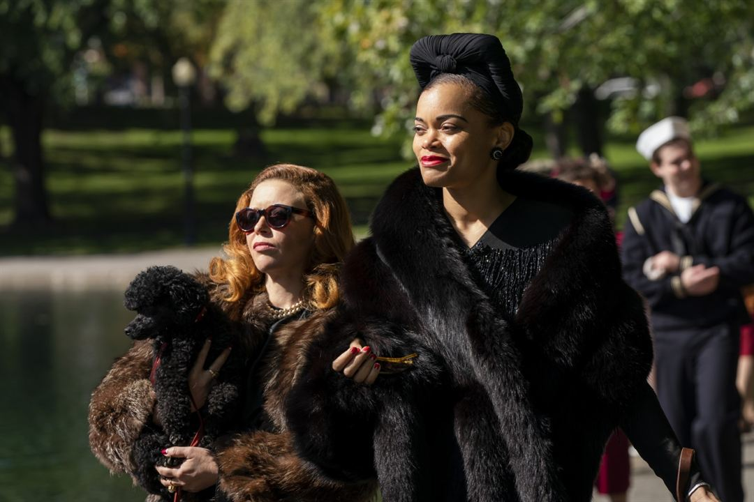 The United States Vs. Billie Holiday: Natasha Lyonne, Andra Day