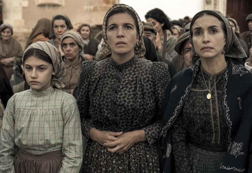 Das Wunder von Fatima - Moment der Hoffnung: Stephanie Gil, Lúcia Moniz, Maribel Lopera Sierra