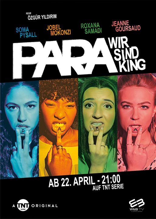 Para - Wir sind King : Kinoposter