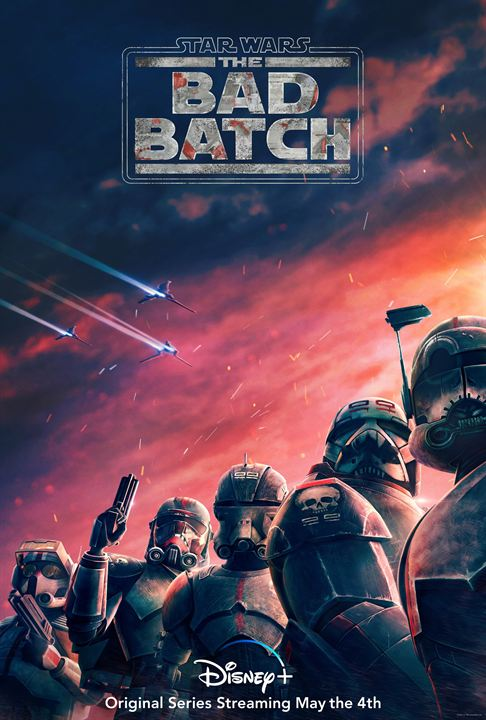Star Wars: The Bad Batch : Kinoposter