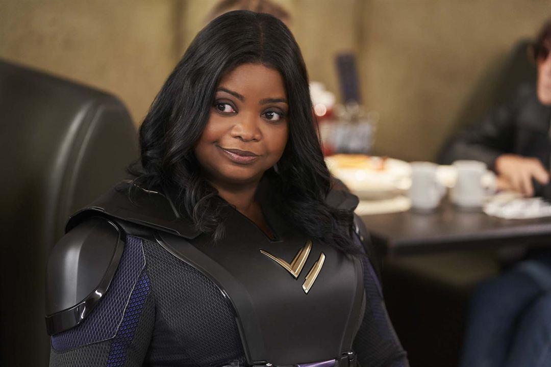 Thunder Force: Octavia Spencer