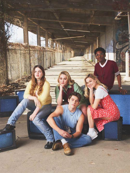 Bild Allius Barnes, Chiara Aurelia, Froy Gutierrez, Harley Quinn Smith, Olivia Holt