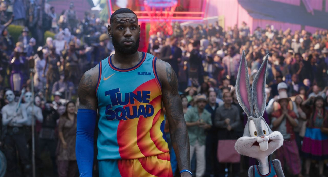 Space Jam 2: A New Legacy: LeBron James