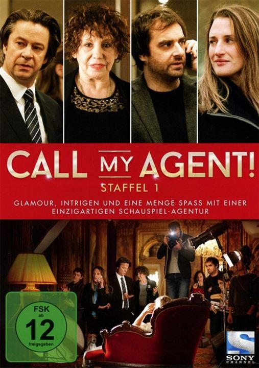 Call My Agent! : Kinoposter