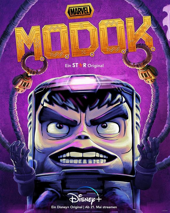 Marvel's M.O.D.O.K. : Kinoposter