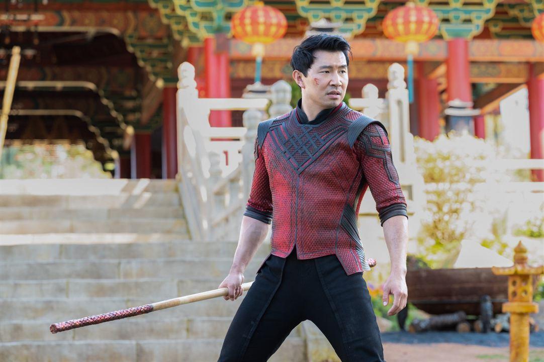 Shang-Chi And The Legend Of The Ten Rings : Bild Simu Liu
