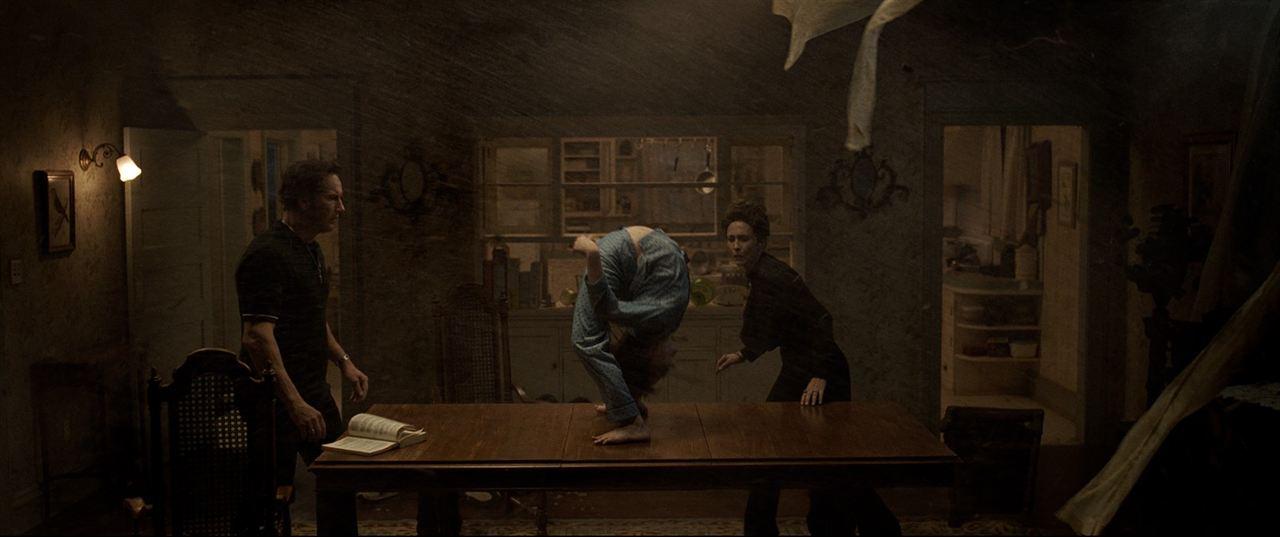 Conjuring 3: Im Bann des Teufels : Bild Julian Hilliard, Patrick Wilson, Vera Farmiga