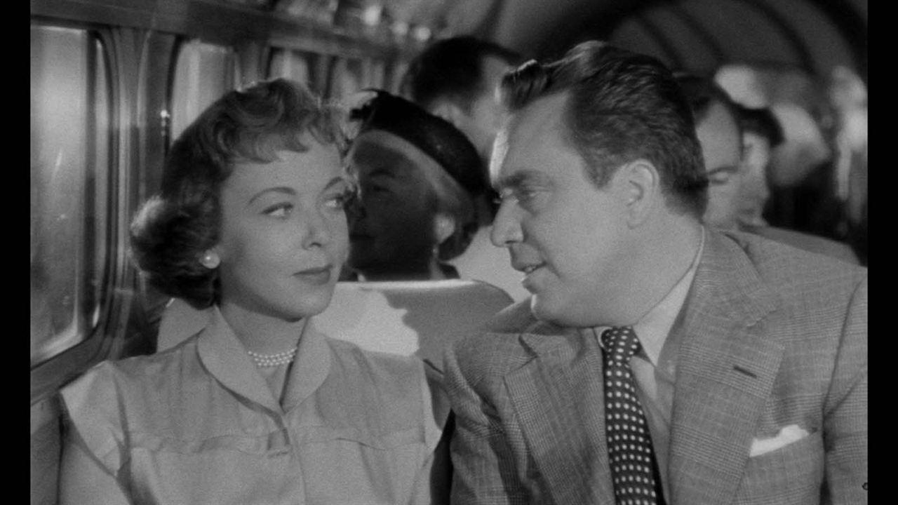 Der Mann mit den zwei Frauen : Bild Edmond O'Brien, Ida Lupino