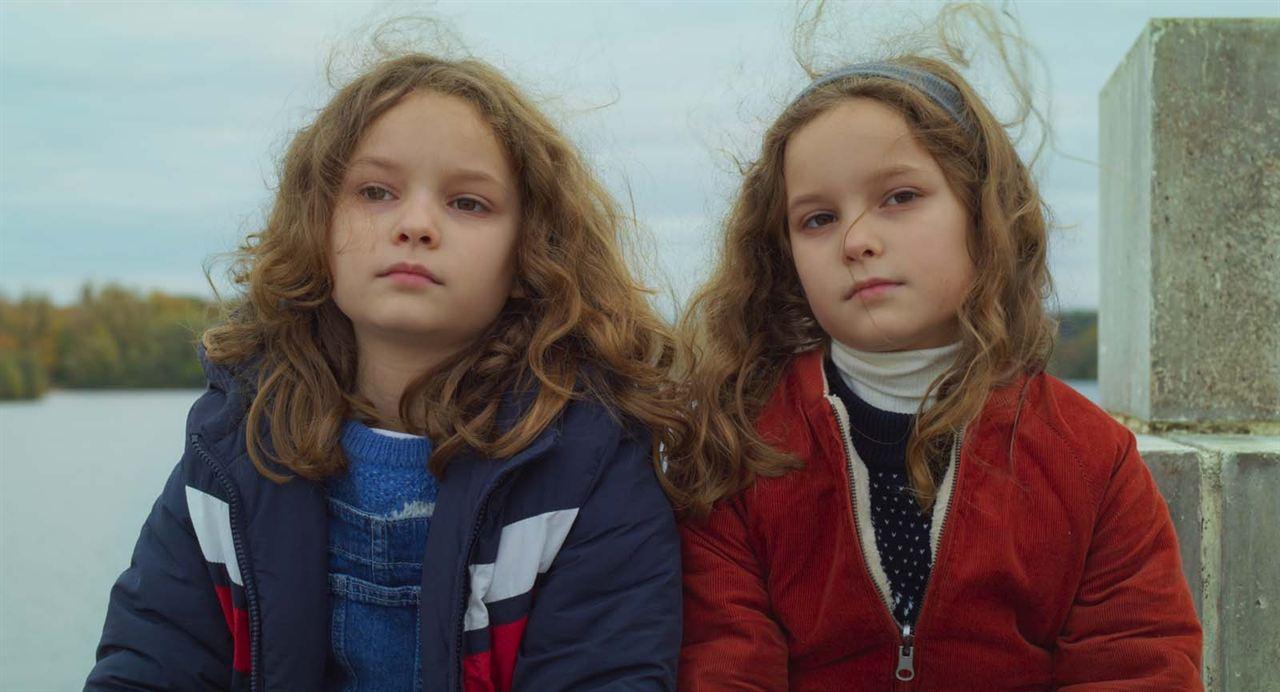 Petite Maman – Als wir Kinder waren: Joséphine Sanz, Gabrielle Sanz