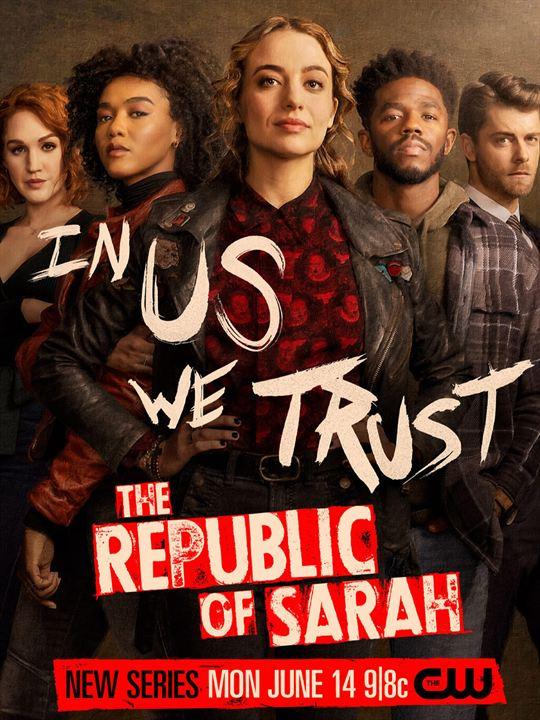 The Republic of Sarah : Kinoposter