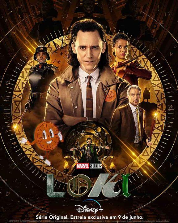 Loki : Kinoposter