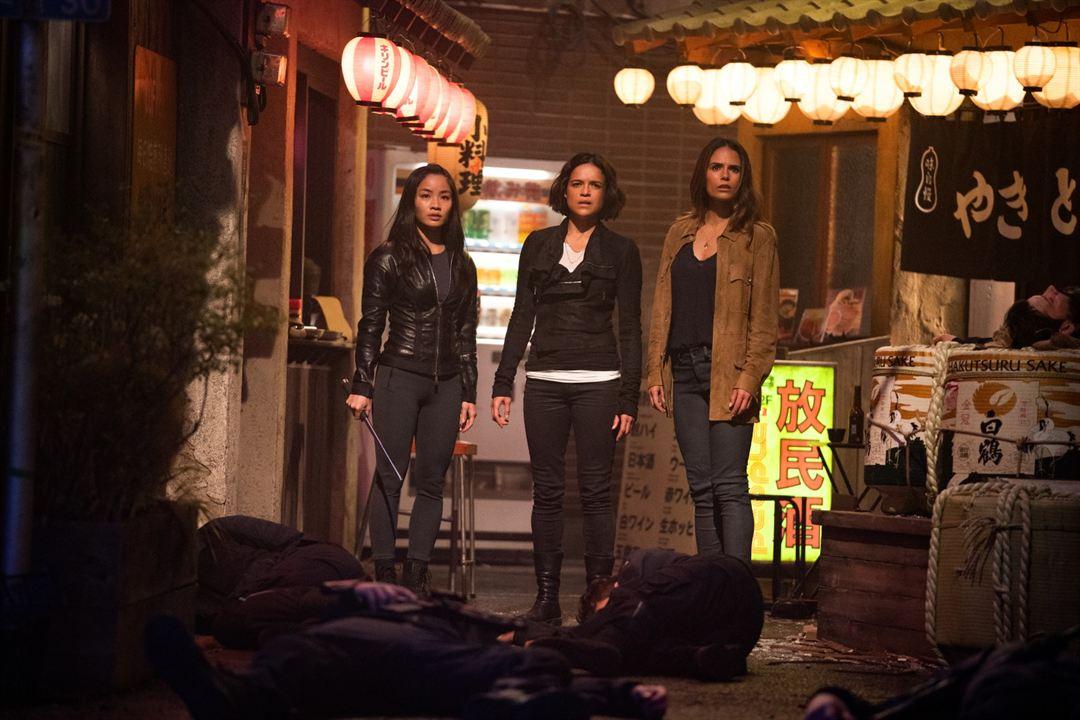 Fast & Furious 9 : Bild Anna Sawai, Jordana Brewster, Michelle Rodriguez