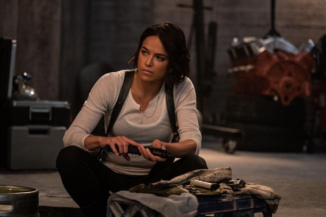 Fast & Furious 9 : Bild Michelle Rodriguez