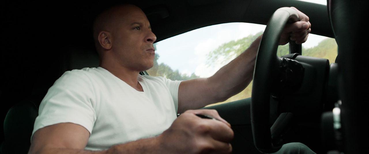 Fast & Furious 9: Vin Diesel