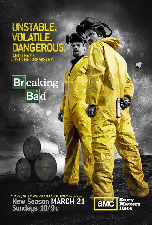 Breaking Bad : Kinoposter