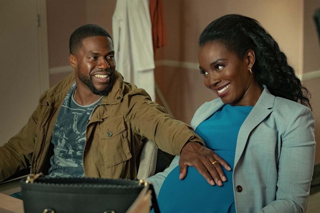 Fatherhood : Bild Deborah Ayorinde, Kevin Hart