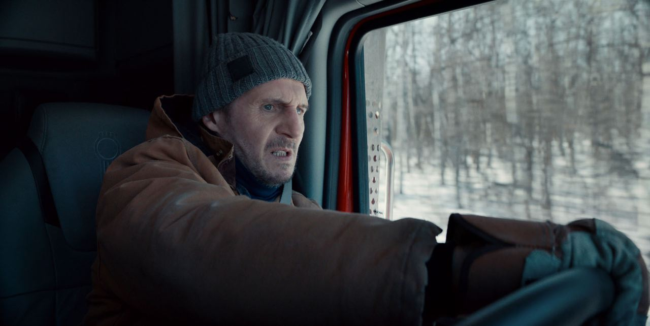 The Ice Road: Liam Neeson