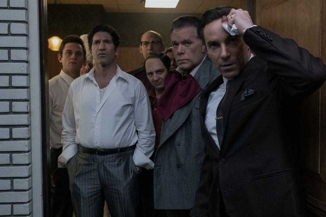 The Many Saints Of Newark : Bild Alessandro Nivola, Billy Magnussen, Corey Stoll, John Magaro, Jon Bernthal