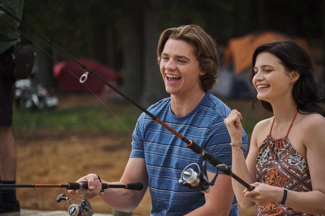 The Kissing Booth 3 : Bild Joel Courtney, Meganne Young