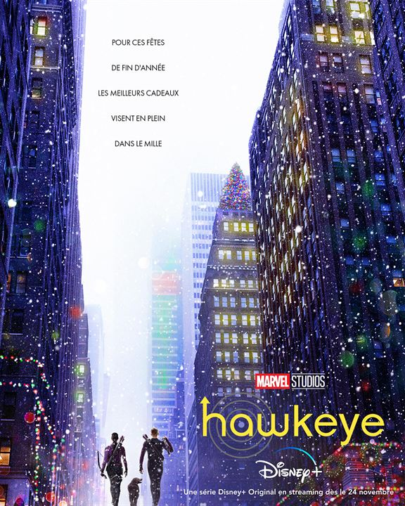 Hawkeye : Kinoposter