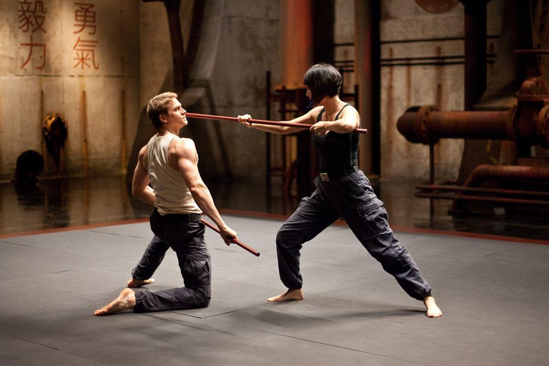 Pacific Rim: Charlie Hunnam, Rinko Kikuchi