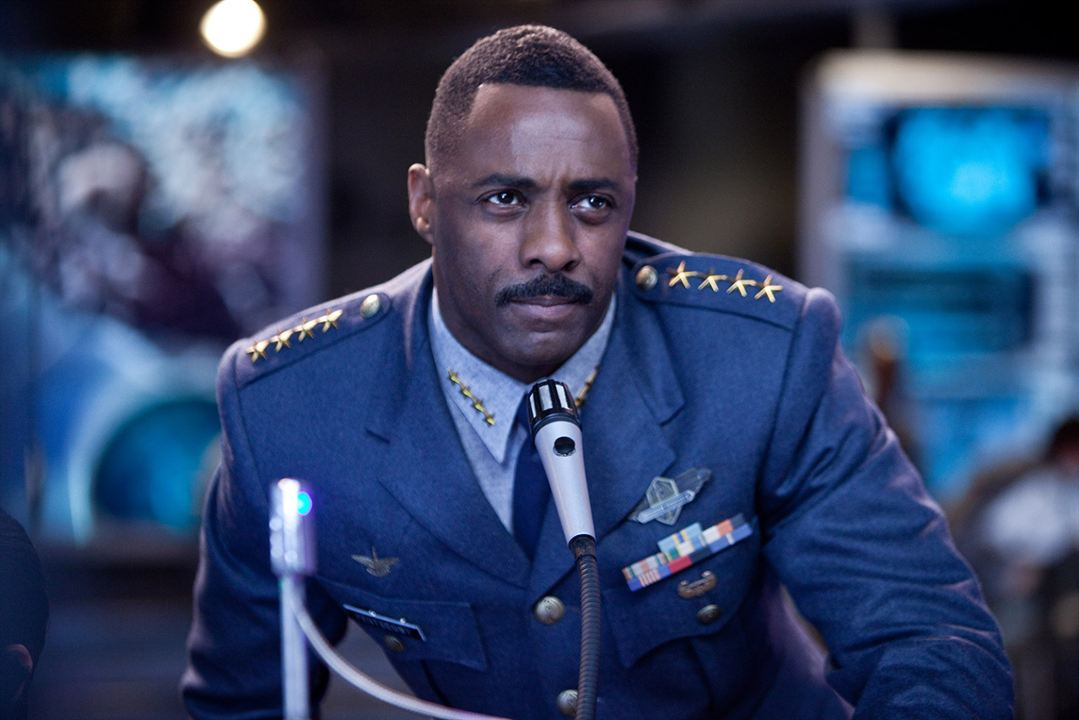 Pacific Rim: Idris Elba