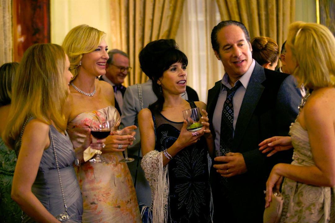 Blue Jasmine : Bild Andrew Dice Clay, Cate Blanchett, Sally Hawkins