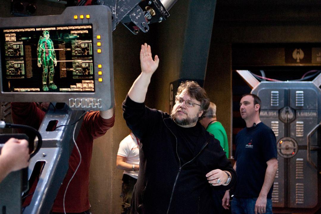 Pacific Rim: Guillermo del Toro