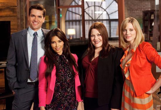 Bild April Bowlby, Brooke Elliott, Jackson Hurst, Kim Kardashian