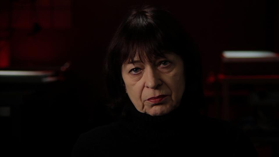 In the Dark Room: Magdalena Kopp
