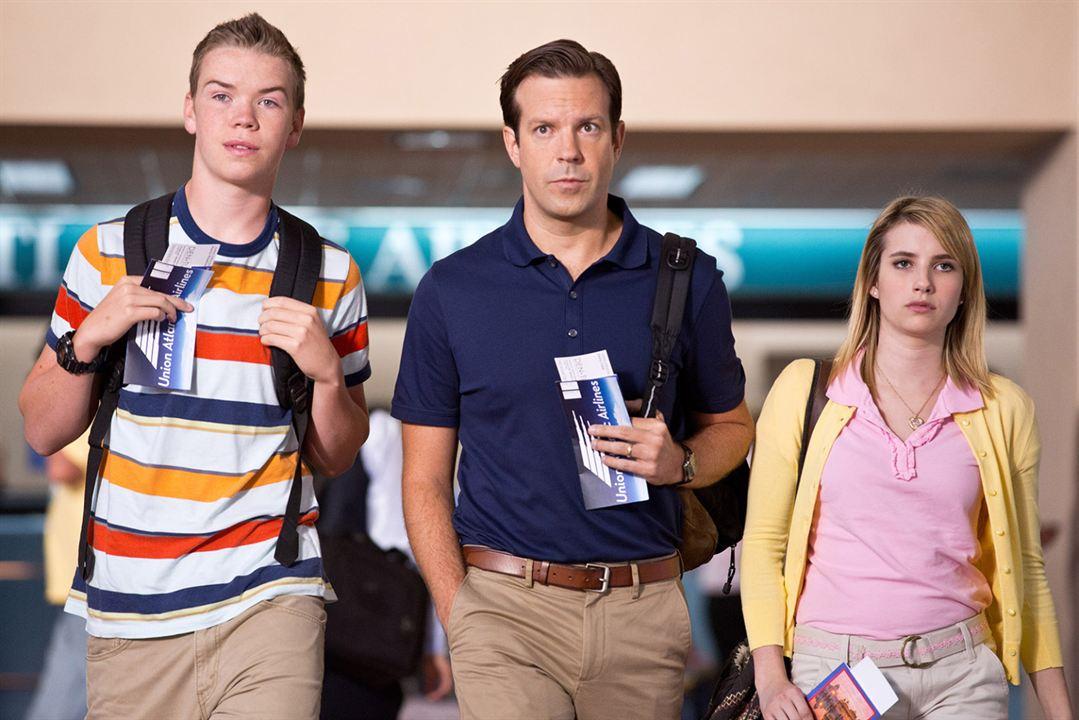 Wir sind die Millers: Emma Roberts, Jason Sudeikis, Will Poulter