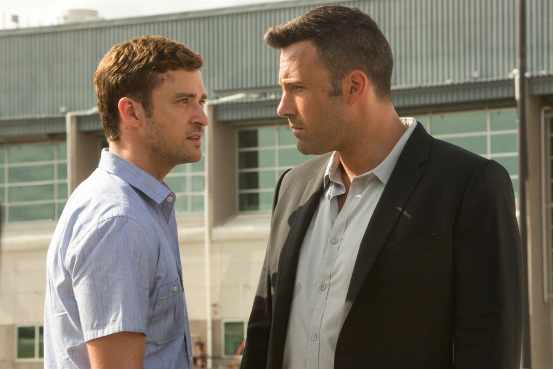Runner Runner: Justin Timberlake, Ben Affleck