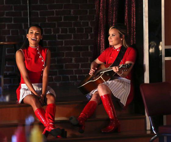 Bild Demi Lovato, Naya Rivera