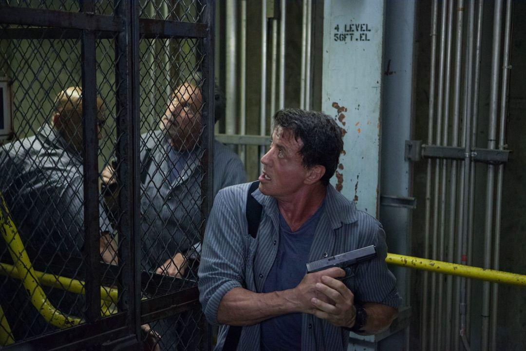 Escape Plan : Bild Arnold Schwarzenegger, Faran Tahir, Sylvester Stallone