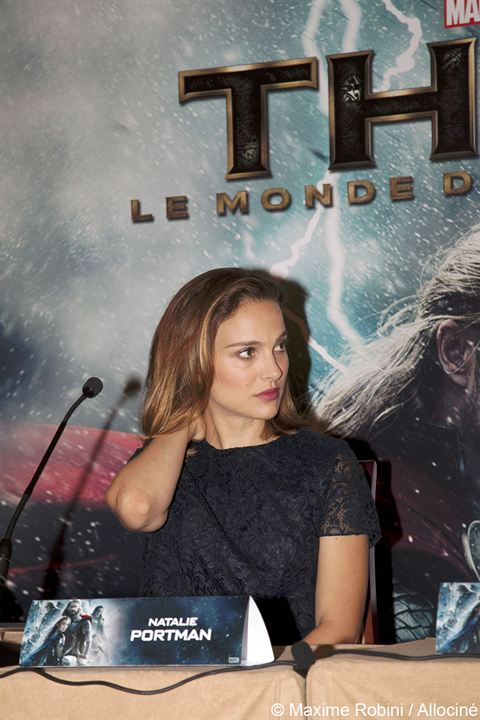 Thor 2 - The Dark Kingdom: Natalie Portman