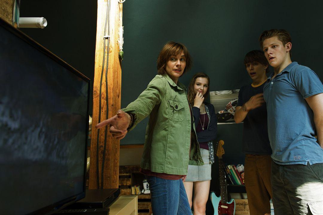 Doktorspiele : Bild Christiane Paul, Lisa Vicari, Max von der Groeben, Merlin Rose