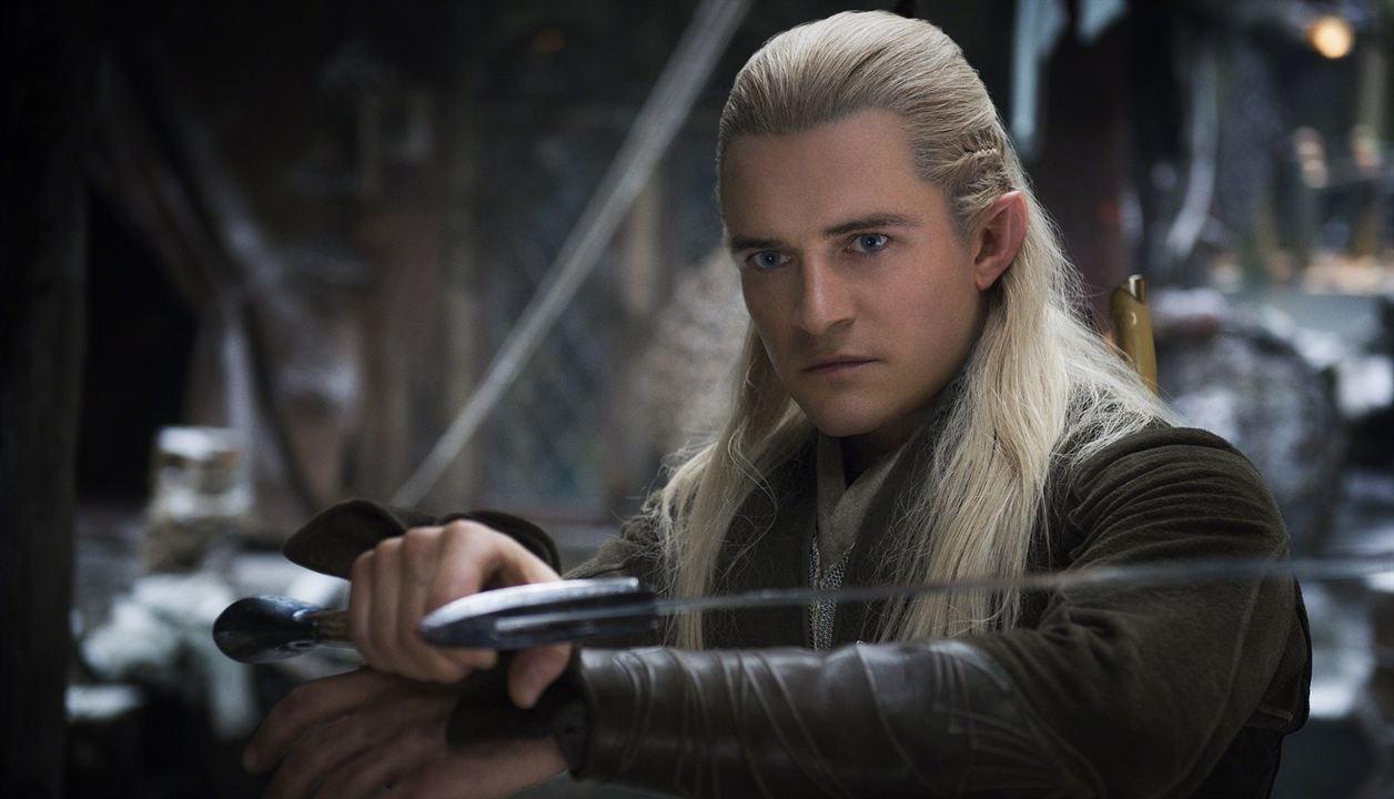 Der Hobbit: Smaugs Einöde : Bild Orlando Bloom