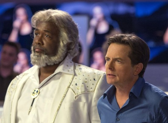 Bild Michael J. Fox, Wendell Pierce