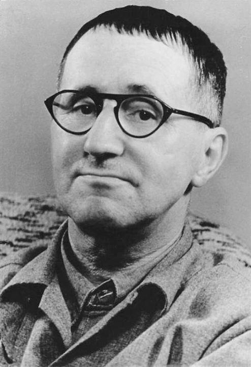 Kinoposter Bertolt Brecht