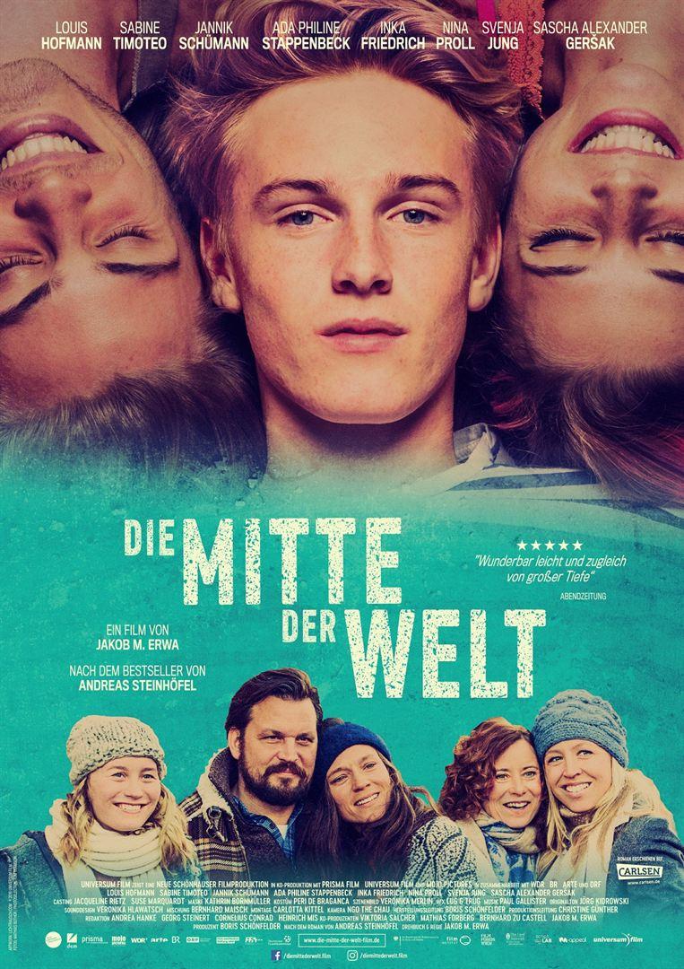 [好雷] 我的觸男日記 Die Mitte der Welt (2016)