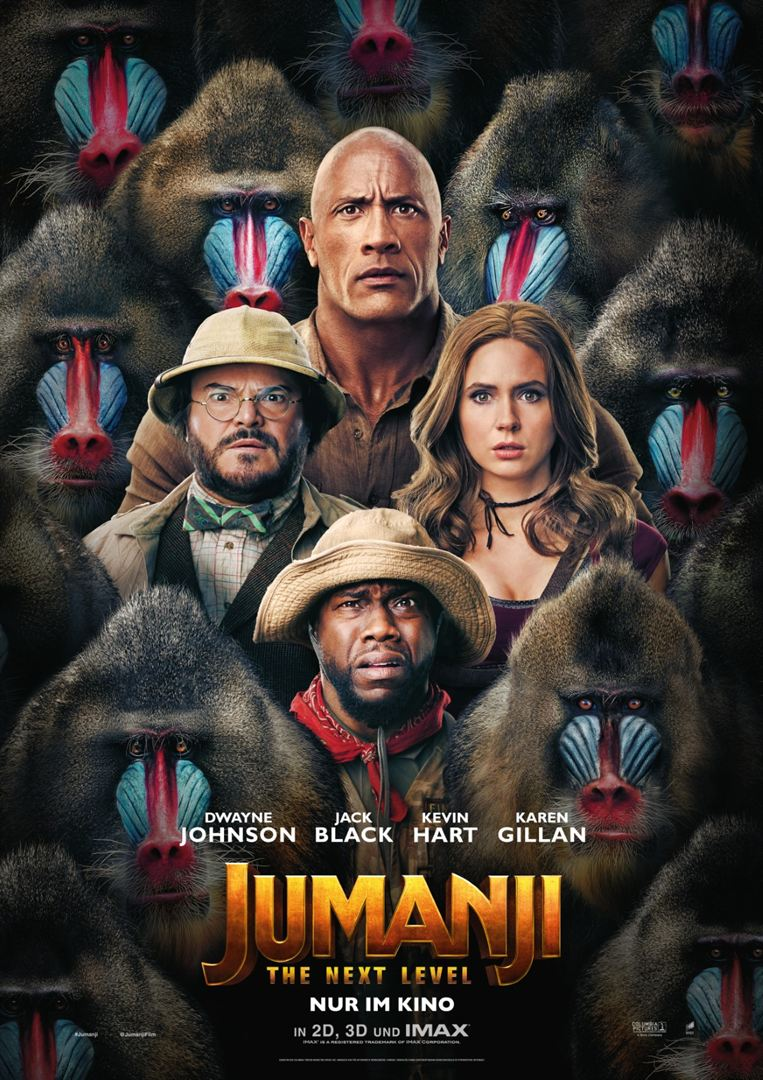 Jumanji 3: The Next Level