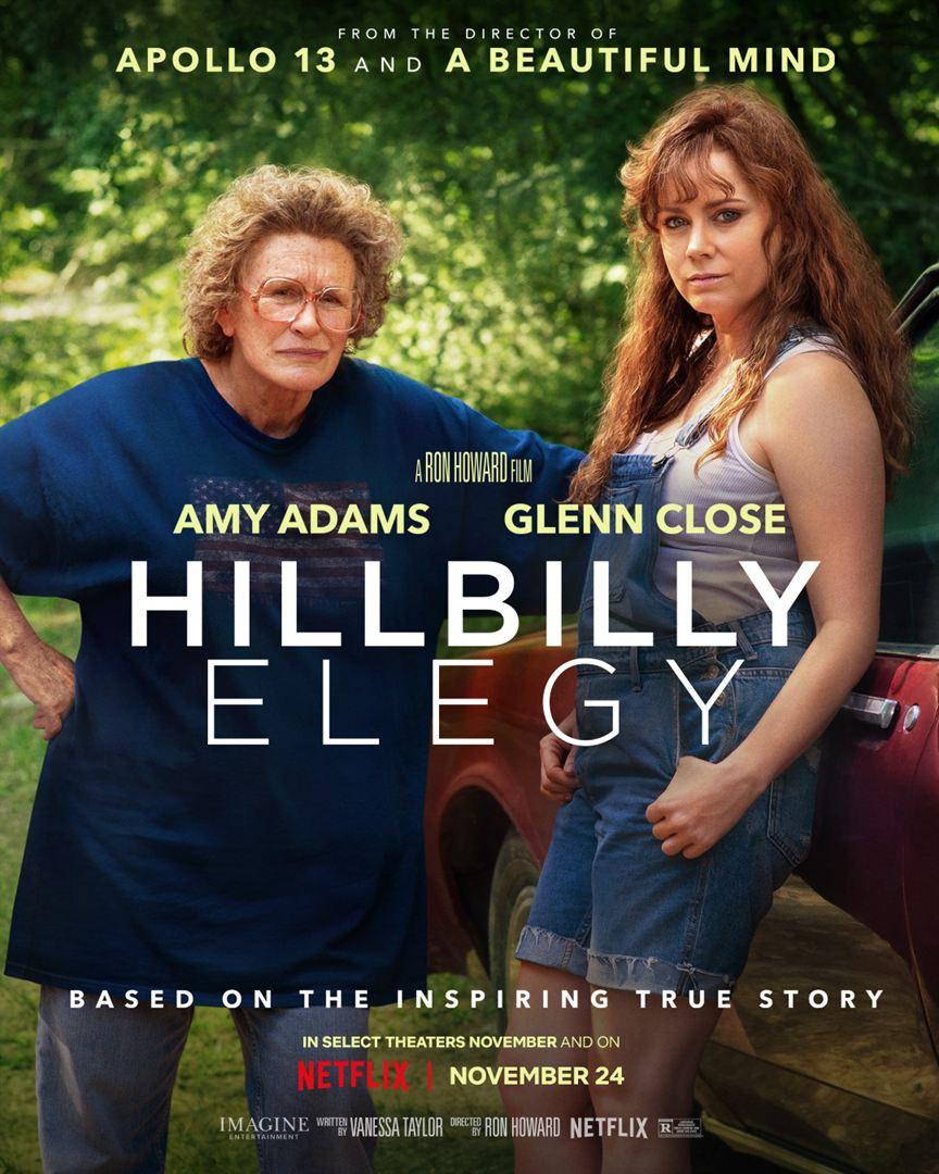 [好雷] 絕望者之歌 Hillbilly Elegy (Netflix)