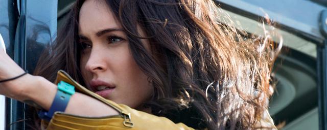 Keine nackte Haut: Megan Fox behält in Teenage Mutant
