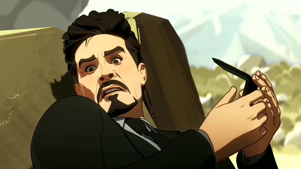 """Captain America & Iron Man als Zombies, Hawkeye als Hulk & viel mehr: Das verrät der """"What If?""""-Trailer über die MCU-Serie - Serien News - FILMSTARTS.de"""